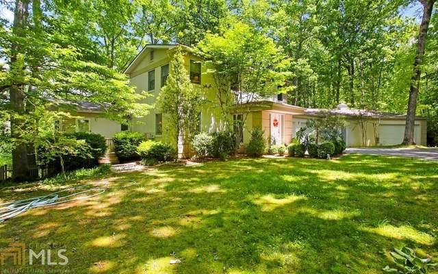 2294 Cove Ln, Hiawassee, GA 30546 (MLS #8996833) :: Athens Georgia Homes