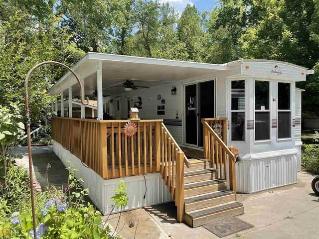 46 Creekview Dr #5, Cleveland, GA 30528 (MLS #8996843) :: Buffington Real Estate Group