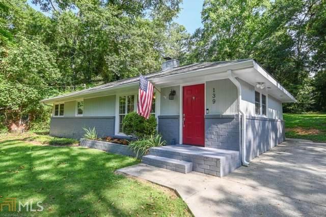 139 Riverdale Dr, Athens, GA 30605 (MLS #8996854) :: Houska Realty Group