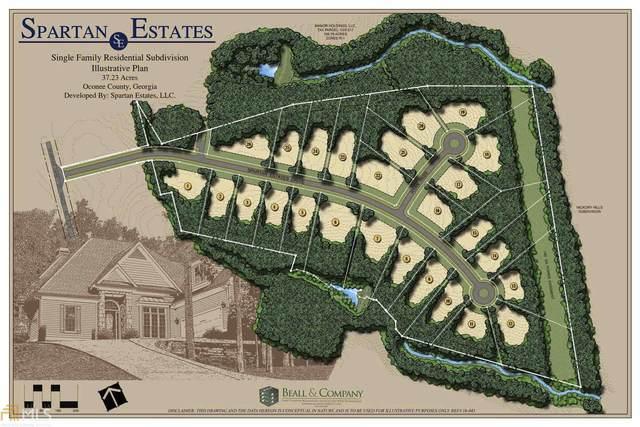 2324 Spartan Estates Dr #6, Athens, GA 30606 (MLS #8996874) :: Amy & Company | Southside Realtors