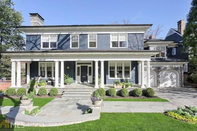 295 The Prado, Atlanta, GA 30309 (MLS #8996885) :: Buffington Real Estate Group