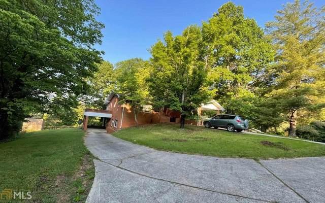 456 Lillian Dr, Hiawassee, GA 30546 (MLS #8996992) :: Athens Georgia Homes