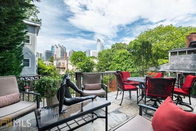 35 NE Walker Terrace Ne, Atlanta, GA 30309 (MLS #8997021) :: Buffington Real Estate Group