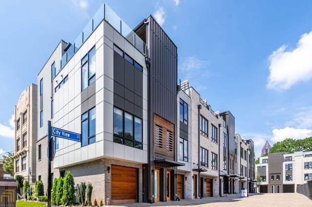 106 City View Ct, Atlanta, GA 30308 (MLS #8997066) :: Buffington Real Estate Group