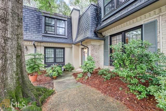34 La Rue Pl, Atlanta, GA 30327 (MLS #8997067) :: Buffington Real Estate Group
