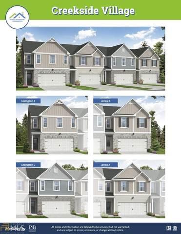 7507 Knoll Hollow Road #64, Lithonia, GA 30058 (MLS #8997147) :: The Durham Team