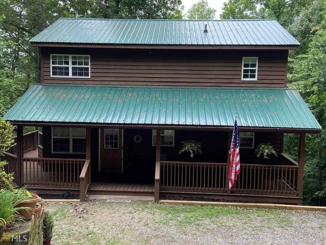 257 Aj's Holler, Blairsville, GA 30512 (MLS #8997178) :: Athens Georgia Homes