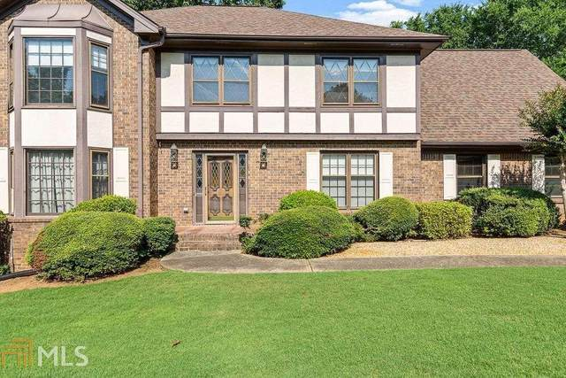 2724 Coldwater Canyon Dr, Tucker, GA 30084 (MLS #8997184) :: The Durham Team