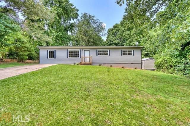 4621 Ben Hill Rd, Douglasville, GA 30134 (MLS #8997204) :: Tim Stout and Associates