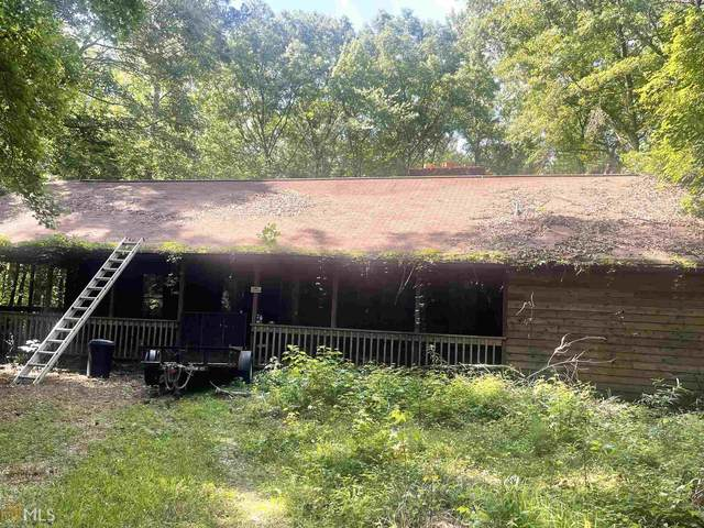 103 Sweetbriar Cir, Fayetteville, GA 30215 (MLS #8997235) :: RE/MAX One Stop
