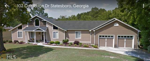 102 Oak Ridge Dr, Statesboro, GA 30458 (MLS #8997245) :: Tim Stout and Associates