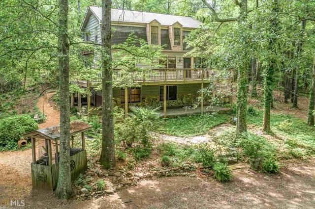 1094 Crawford Rd, Barnesville, GA 30204 (MLS #8997337) :: Scott Fine Homes at Keller Williams First Atlanta
