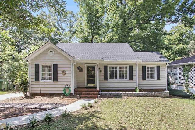 850 Hale Ave, Griffin, GA 30224 (MLS #8997342) :: The Realty Queen & Team