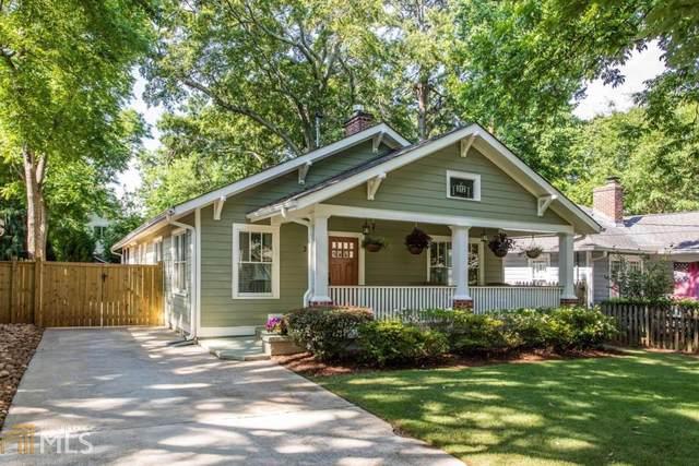 312 Spring St, Decatur, GA 30030 (MLS #8997372) :: Grow Local