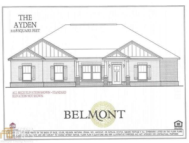 542 Belmont Ave #31, Statesboro, GA 30458 (MLS #8997437) :: Tim Stout and Associates