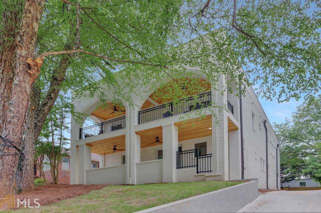 1416 Monroe Dr, Atlanta, GA 30324 (MLS #8997457) :: Amy & Company | Southside Realtors