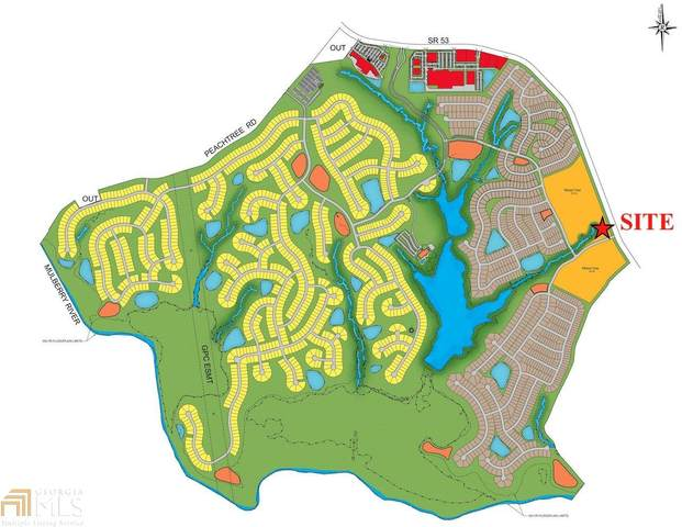 0 Twin Lakes Pkwy #3, Hoschton, GA 30548 (MLS #8997477) :: Amy & Company | Southside Realtors