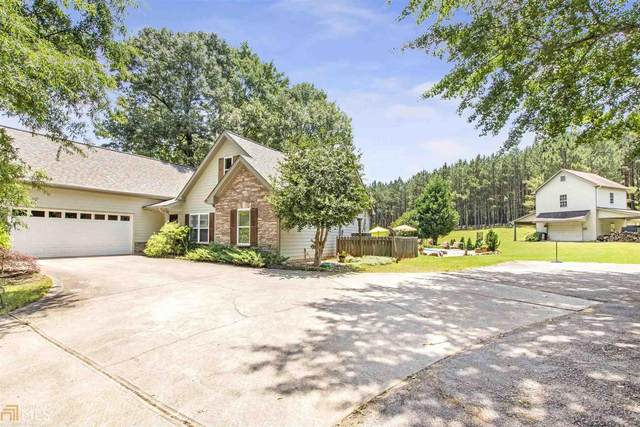 390 Parr Farm Rd, Covington, GA 30016 (MLS #8997516) :: Tim Stout and Associates