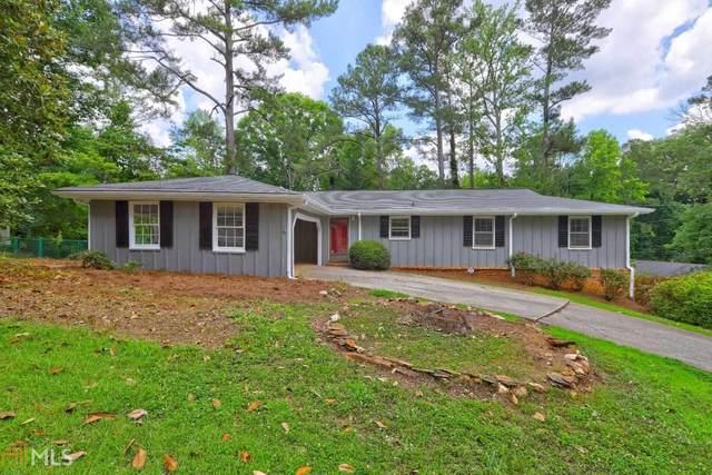 3264 S Whisper Drive, Douglasville, GA 30135 (MLS #8997576) :: Tim Stout and Associates