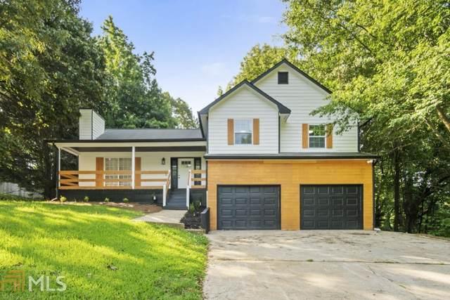 34 Jade Ln, Dallas, GA 30132 (MLS #8997579) :: Tim Stout and Associates
