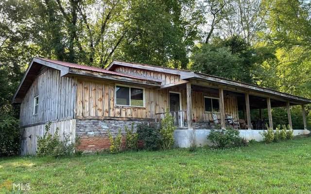 2938 Unicoi Turnpike, Hiawassee, GA 30546 (MLS #8997593) :: Athens Georgia Homes