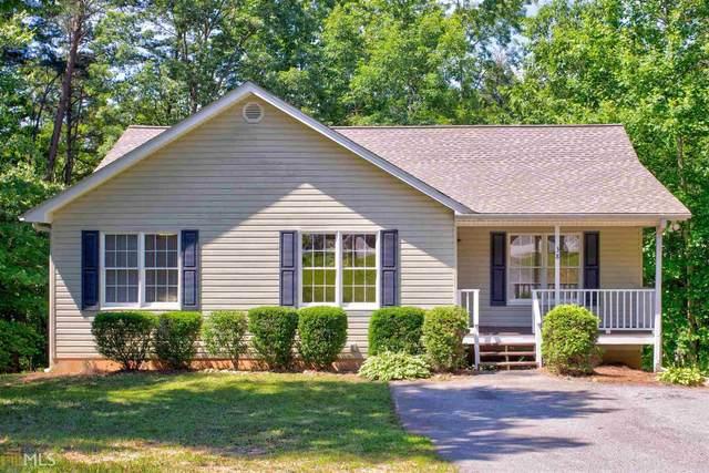 38 Blue Ridge Overlook Dr, Dahlonega, GA 30533 (MLS #8997613) :: Athens Georgia Homes