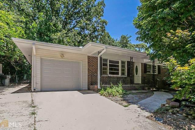 6852 Cherry, Lithia Springs, GA 30122 (MLS #8997616) :: Perri Mitchell Realty