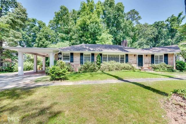 302 Old Ivy, Atlanta, GA 30342 (MLS #8997621) :: Grow Local