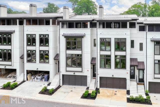 981 Laurel Court, Atlanta, GA 30326 (MLS #8997640) :: Amy & Company | Southside Realtors