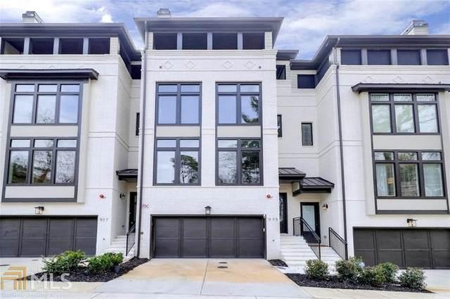 985 Laurel Ct, Atlanta, GA 30326 (MLS #8997644) :: Amy & Company | Southside Realtors