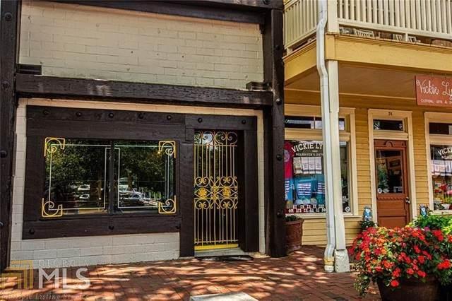 78 Public Sq, Dahlonega, GA 30533 (MLS #8997667) :: Amy & Company | Southside Realtors