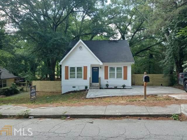 315 NW Fairburn, Atlanta, GA 30331 (MLS #8997689) :: Athens Georgia Homes