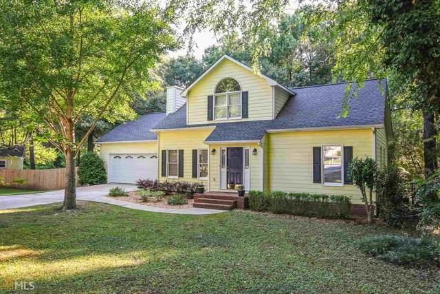 124 Greenbrier Way, Athens, GA 30605 (MLS #8997717) :: Tim Stout and Associates