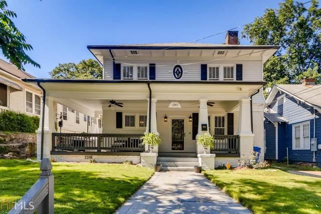 1341 SW Lucile, Atlanta, GA 30310 (MLS #8997902) :: Athens Georgia Homes