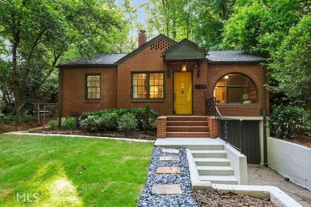 139 Merrill Ave, Decatur, GA 30030 (MLS #8997985) :: Athens Georgia Homes