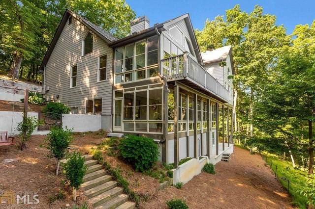 245 Sassafras Mountain Trl, Jasper, GA 30143 (MLS #8998063) :: Buffington Real Estate Group