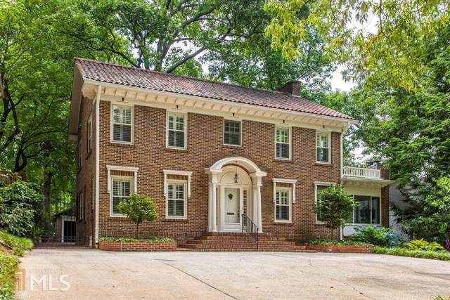 1405 Briarcliff Rd, Atlanta, GA 30306 (MLS #8998066) :: Athens Georgia Homes