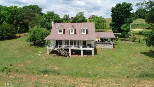 4181 Liberty Hill Rd, Hartwell, GA 30643 (MLS #8998113) :: The Atlanta Real Estate Group
