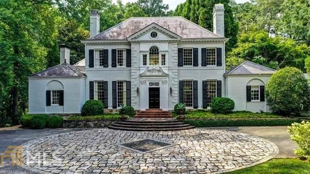 3200 Habersham Rd, Atlanta, GA 30305 (MLS #8998155) :: Grow Local