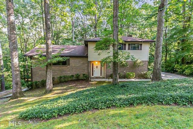 2597 Beechwood, Marietta, GA 30062 (MLS #8998183) :: Anderson & Associates