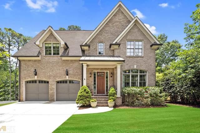 1495 Cortez Ln, Brookhaven, GA 30319 (MLS #8998213) :: Bonds Realty Group Keller Williams Realty - Atlanta Partners