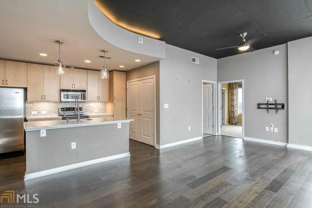 860 Peachtree #1518, Atlanta, GA 30305 (MLS #8998227) :: Bonds Realty Group Keller Williams Realty - Atlanta Partners