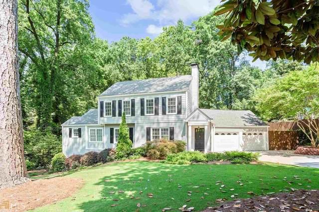3608 Kingsboro Rd, Atlanta, GA 30319 (MLS #8998245) :: RE/MAX Eagle Creek Realty