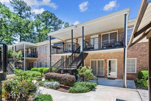 3675 Peachtree Rd #36, Atlanta, GA 30319 (MLS #8998273) :: Tim Stout and Associates