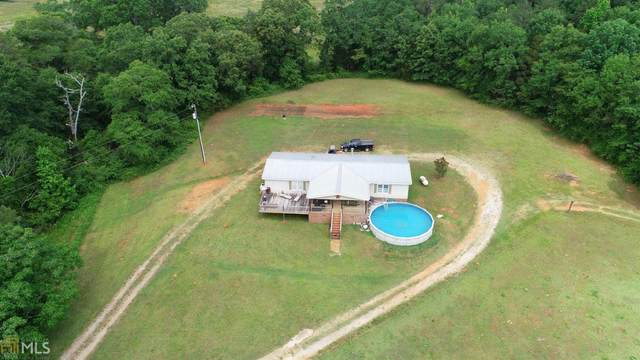 4183 Liberty Hill Rd, Hartwell, GA 30643 (MLS #8998284) :: The Atlanta Real Estate Group