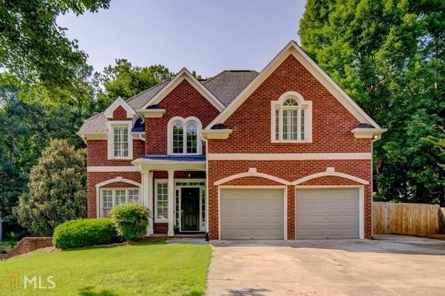 724 Tall Oaks Dr, Canton, GA 30114 (MLS #8998331) :: Anderson & Associates