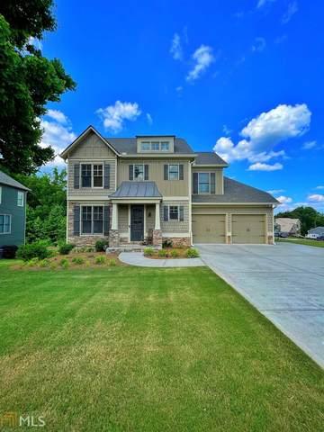 730 Midway Ave, Canton, GA 30114 (MLS #8998334) :: Athens Georgia Homes