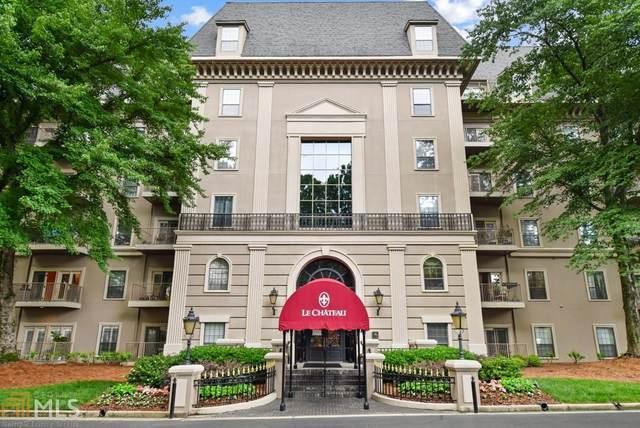 2865 Lenox Rd #406, Atlanta, GA 30324 (MLS #8998350) :: Tim Stout and Associates