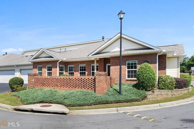 247 Villa Park Circle #104, Stone Mountain, GA 30087 (MLS #8998351) :: Tim Stout and Associates