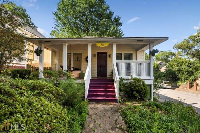 307 Saint Paul Ave, Atlanta, GA 30312 (MLS #8998368) :: Buffington Real Estate Group
